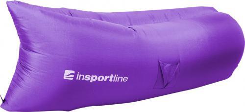 inSPORTline Oryginalny Dmuchany leżak lazy bag na lato Sofair materac fotel (13513-5)