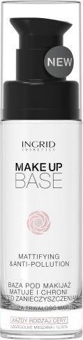 Verona INGRID Make Up Base Baza pod makijaż beztłuszczowa matująca  30ml
