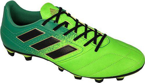 Adidas Buty piłkarskie ACE 17.4 FxG M Zielone r. 42 2/3 (BB1051)