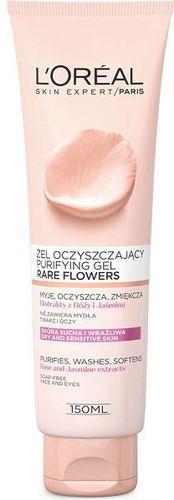 Loreal Skin Expert Rare Flowers peeling oczyszczający 150ml