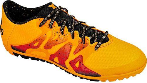 Adidas Buty piłkarskie X 15.3 TF M Orange r. 42 (S74660)