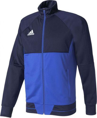 Adidas Bluza piłkarska Tiro 17 granatowo-niebieska r. XL (BQ2597)