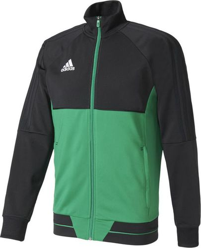 Adidas Bluza piłkarska Tiro 17 M czarna r. L (BQ2599)