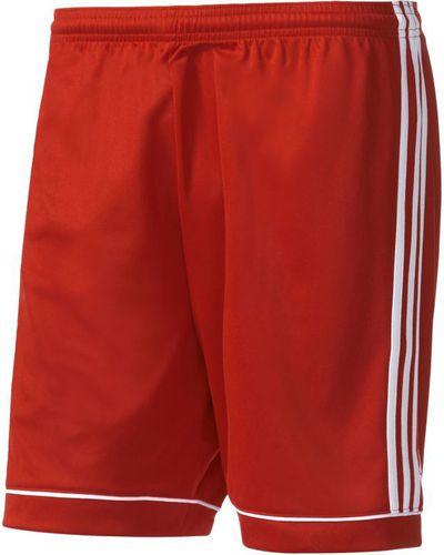 Adidas Spodenki piłkarskie męskie Squadra 13 czerwono-białe r. M (BJ9226)