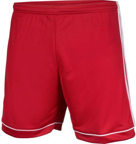 Adidas Spodenki piłkarskie męskie Squadra 17 z podszewką czerwono-białe r. XL (BK4769)