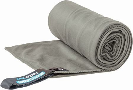 SEA TO SUMMIT Ręcznik Pocket Towel szary 50x100 cm (APOCT/GY/M)