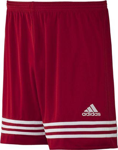 Adidas Spodenki męskie Entrada 14 czerwono-białe r. XL (F50631)