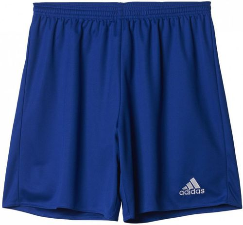 Adidas Spodenki juniorskie Parma 16 niebieskie r. 140 (AJ5882)