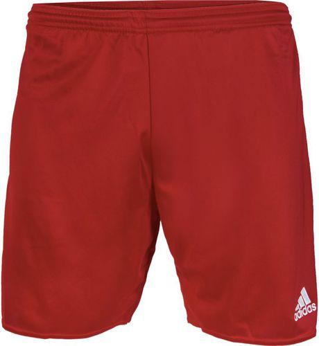 Adidas Spodenki piłkarskie Parma 16 czerwone r. 164 (AJ5887)