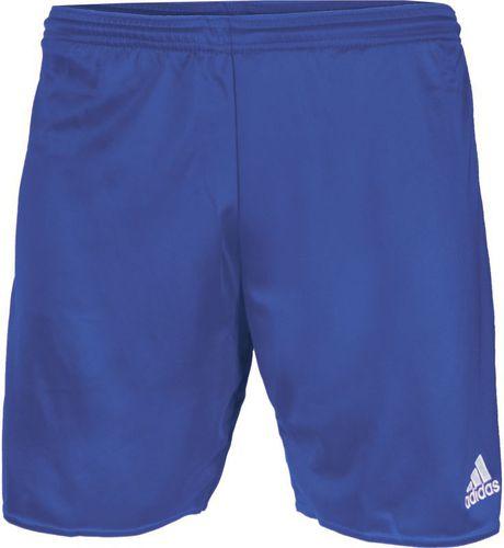 Adidas Spodenki juniorskie Parma 16 niebieskie r. 140 (AJ5888)