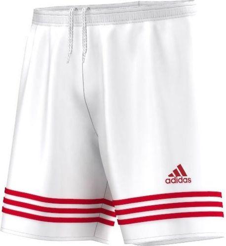 Adidas Spodenki juniorskie Entrada 14 Junior białe r. 128 (F50636)