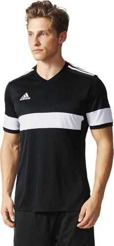 Adidas Koszulka męska piłkarska  KONN16 JSY czarna r. M (AJ1365)