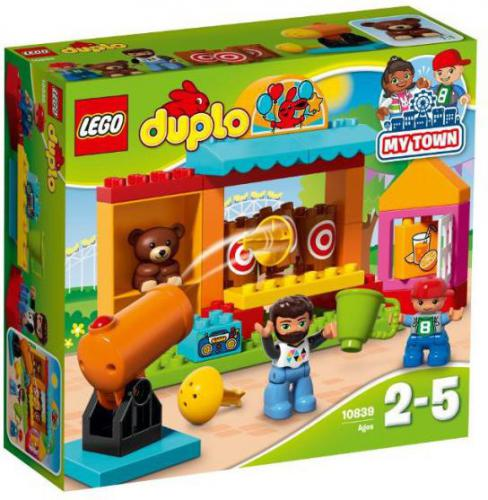 LEGO DUPLO Strzelnica p4 ( 10839 )