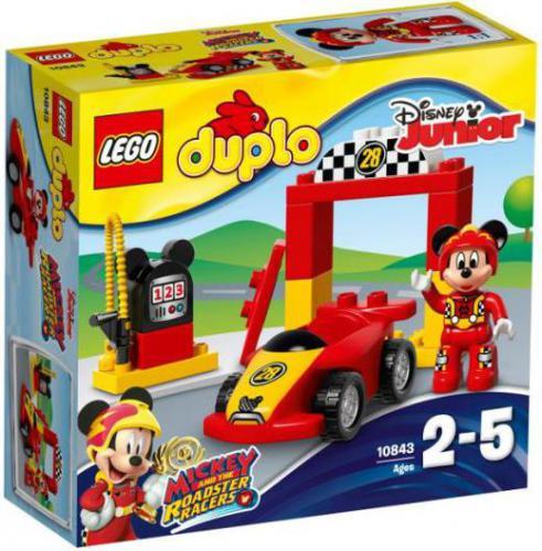 LEGO DUPLO  Wyścigówka Mikiego p6 ( 10843 )