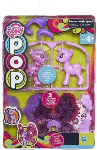Hasbro My Little Pony POP B0373 Skrzydlate Kucyki Princess Twilight Sparkle (B0371)