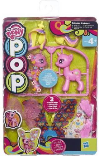 Hasbro My Little Pony POP B0372 Skrzydlate Kucyki Princess Cadance (B0371)