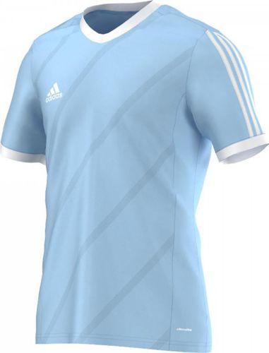 Adidas Koszulka piłkarska męska Tabela 14 niebiesko-biała r. XL (F50281)