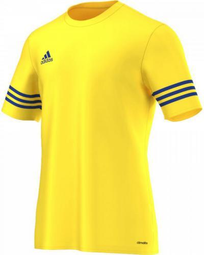 Adidas Koszulka piłkarska Entrada 14 żółta r. M