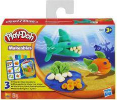 Hasbro Play-Doh Kolorowe Karty A6071 Ryby (A6074)