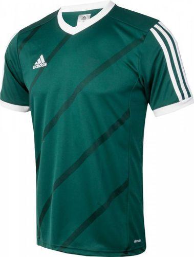 Adidas Koszulka piłkarska męska Tabela 14 zielono-biała r. XXL (F84837)
