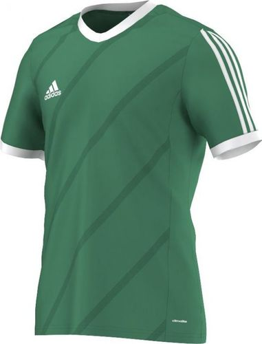 Adidas Koszulka piłkarska męska Tabela 14 zielono-biała r. XL (G70676)