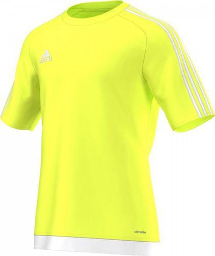 Adidas Koszulka męska Estro 15 żółta r. XL (S16160)