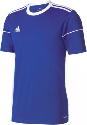 Adidas Koszulka piłkarska Squadra 17 niebieska r. L (S99149)
