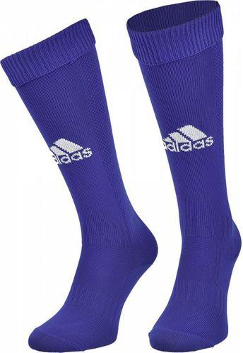 Adidas Getry piłkarskie Santos 3-Stripe niebieskie r. 37-39  (Z56223)