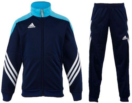 Adidas Dres juniorski Sereno 14 JR Newnav/Supcya/Wht r. 152 (F49708)