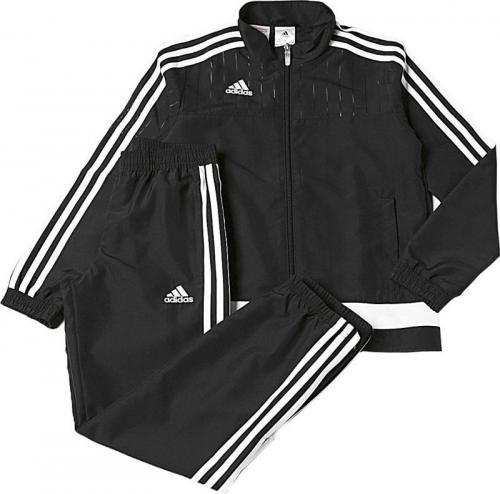 Adidas Dres treningowy Tiro 15 Junior Czarny, Rozmiar 116 (S22281*116)