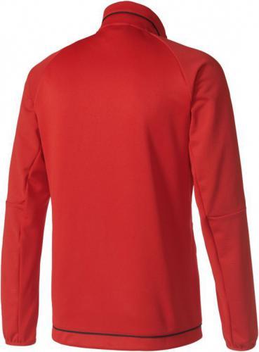 Adidas Bluza treningowa Tiro 17 Czerwona, Rozmiar XXL (BQ2710*XXL)