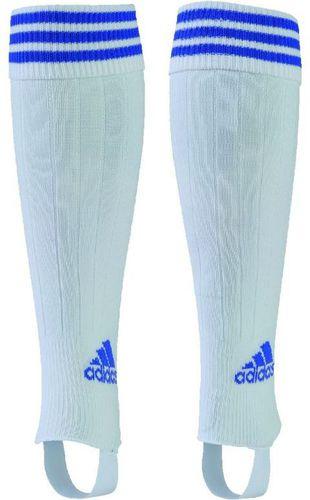 Adidas Getry piłkarskie 3 Stripe Stirru biało-niebieskie r. 37-39 (297109)