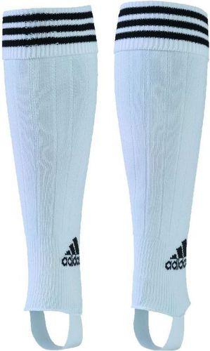 Adidas Getry piłkarskie 3 Stripe Stirru biało-czarne r. 37-39 (611141)