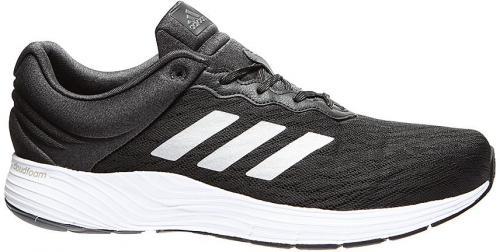 Adidas Buty męskie Fluid Cloud czarno-białe r. 47 1/3 (BB1711)