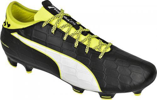 Puma Buty piłkarskie evoTOUCH 3 FG M 10371001 Czarny r. 40