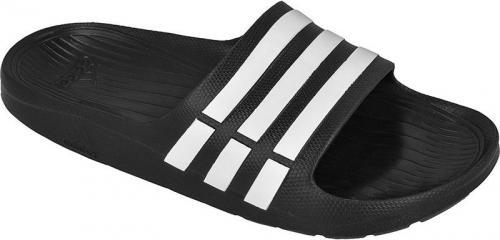 Adidas Klapki Duramo Slide M G15890 czarne r. 47