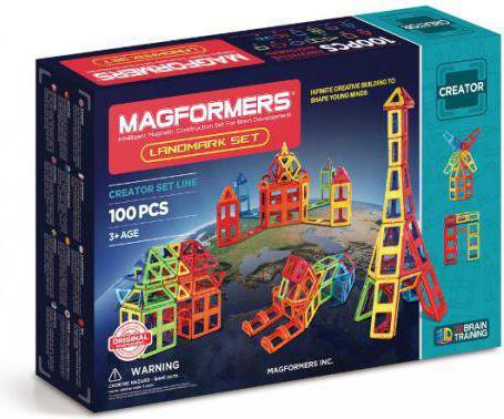 Dante Magformers - Creator Landmark 100el. (005-36321)