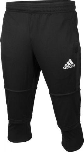 Adidas Spodnie męskie Tiro 17 3/4 czarne r. L (AY2879)