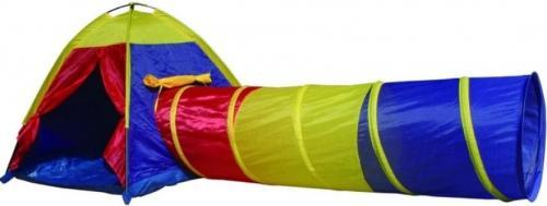 INNI Namiot dziecięcy Iglo z Tunelem 2w1 (HH-8903)