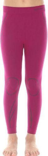 Brubeck Spodnie termoaktywne Thermo Kids różowe r. 92/98 (LE10780)