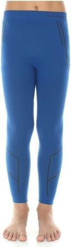 Brubeck Spodnie termoaktywne Thermo Kids niebieskie r. 92/98 (LE10790)