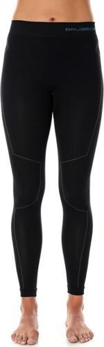 Brubeck Spodnie termoaktywne damskie Thermo czarne r. M (LE11870)
