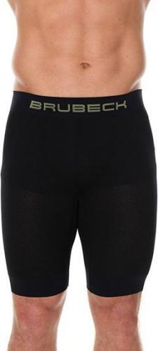 Brubeck Bokserki 3D Base Layer PRO czarne r. XL (LB10190)