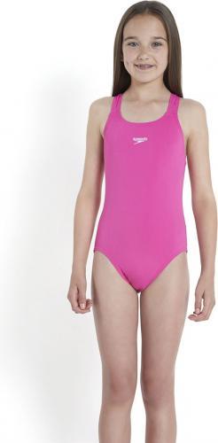 Speedo Strój kąpielowy dziewczęcy Medalist Endurance+ Pink r. 164 (8-00728A064)