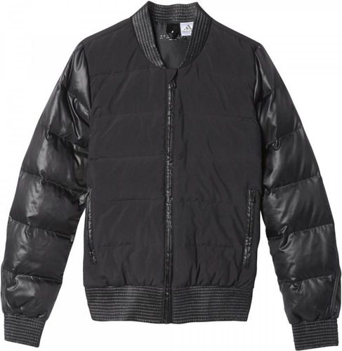 Adidas Kurtka damska Cozy Down Bomber czarna r. M (AP8690)