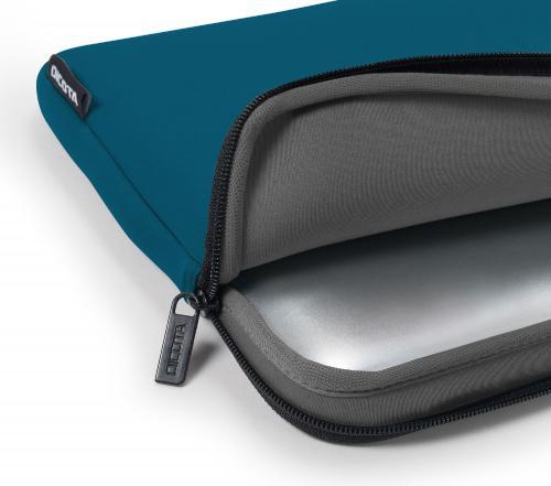 """Etui Dicota Skin base na laptopa 10-11.6"""", niebieski  (D31288)"""