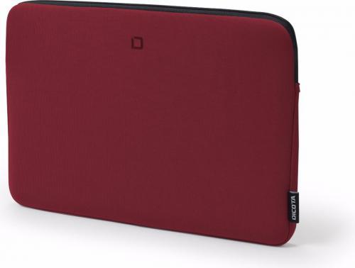 """Etui Dicota Skin base  na laptopa 10-11.6"""", czerwony  (D31287)"""