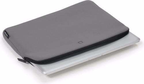 "Etui Dicota Skin base  na laptopa 10-11.6"", szary (D31286)"