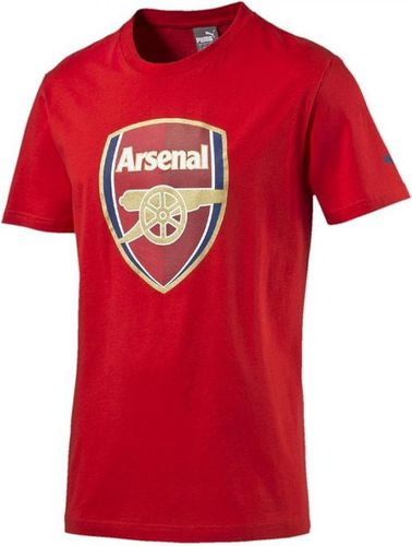Puma Koszulka męska Arsenal Football Club Fan Tee M czerwona r. S (749297011*S)