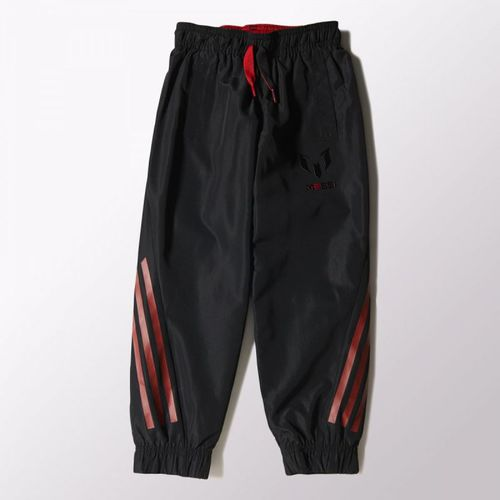 Adidas Spodnie juniorskie Messi czarne r. 176 (S08763)